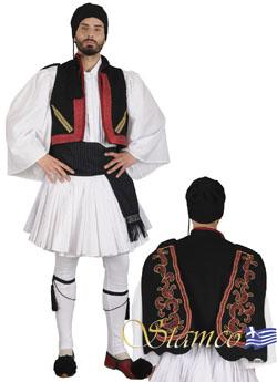 Παραδοσιακή Ενδυμασία ΦΟΥΣΤΑΝΕΛΛΑ  ΓΙΛ. ΚΕΝΤ